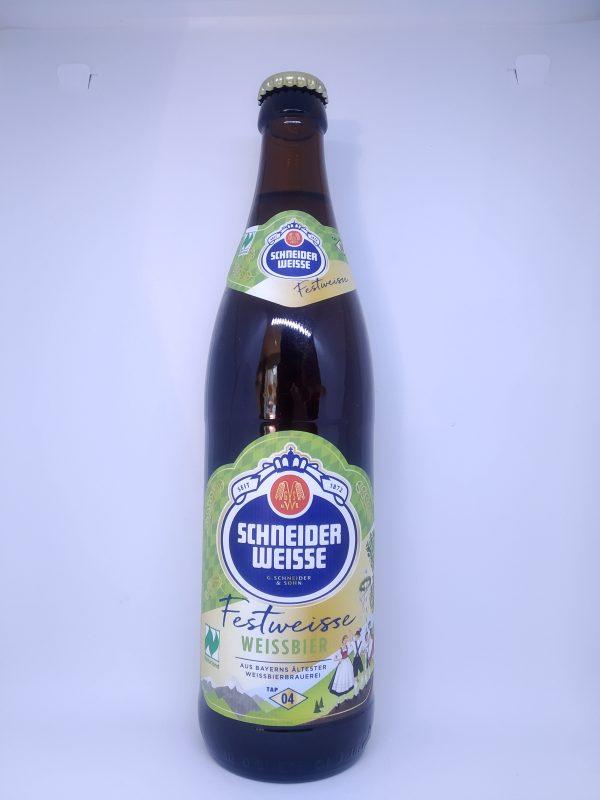 Schneider Weisse Tap 2 Festbier