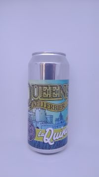 La Quince Queens Kellerbier