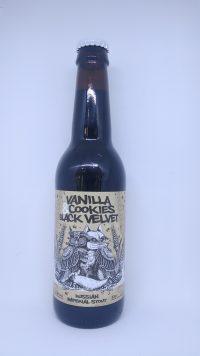 Guineu & La Quince Vanilla cookies black velvet