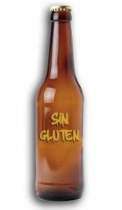 cervezas sin gluten