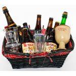 cestas de cerveza
