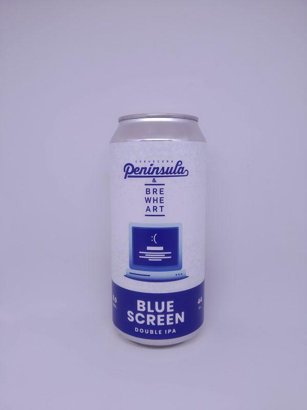 Península Blue Screen