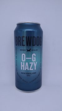 BrewDog O-G Hazy